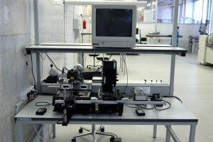 Рабочее место восстановления микросхем BGA в НИТИ Авангард