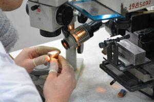 Контроль качества лазерной сварки