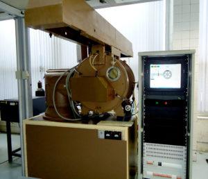 Модернизированная установка напыления
