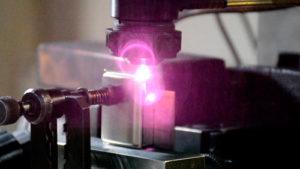 Герметизация методом лазерной сварки