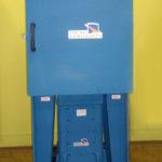 Одноосевой поворотный стол с температурной камерой 1621-200А-22- TL-HS