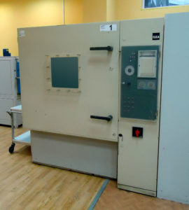 Термобарокамера TBV-1000