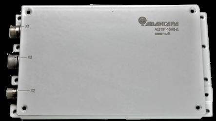 Унифицированный модуль аналого-цифрового преобразователя сигналов вращающихся трансформаторов в цифровой код