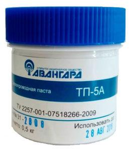 Теплопроводная паста ТП-5